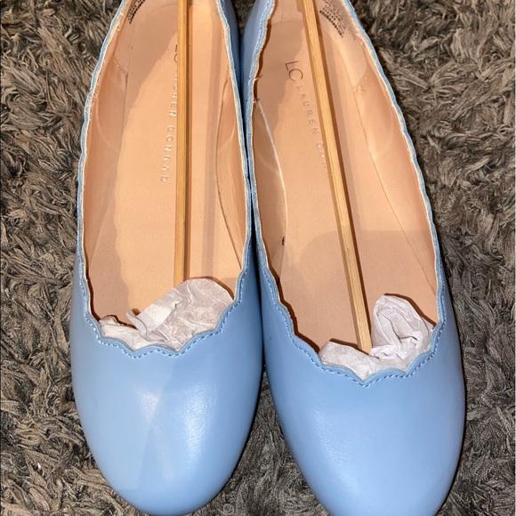 LC Lauren Conrad Shoes | Ombr Wedge Sandals | Poshmark